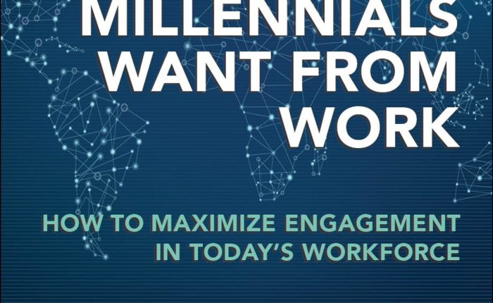 "Actionable Book Summary: ""What Millennials Want From Work"" by Jennifer Deal and Alec Levenson"